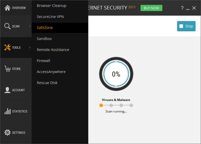 Avast! Internet Security 2015