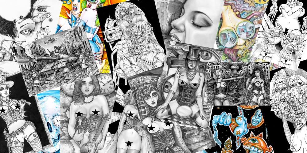 ARTIST | SPENCER DERRY ART