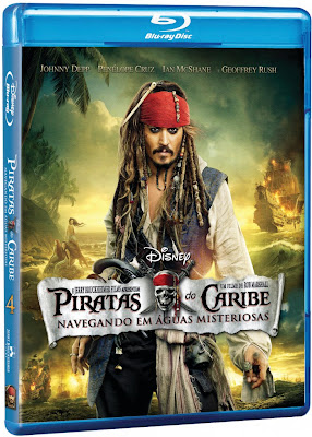 Download - Piratas do Caribe 4 Navengando em Águas Misteriosas - BluRay 1080p Dual Áudio