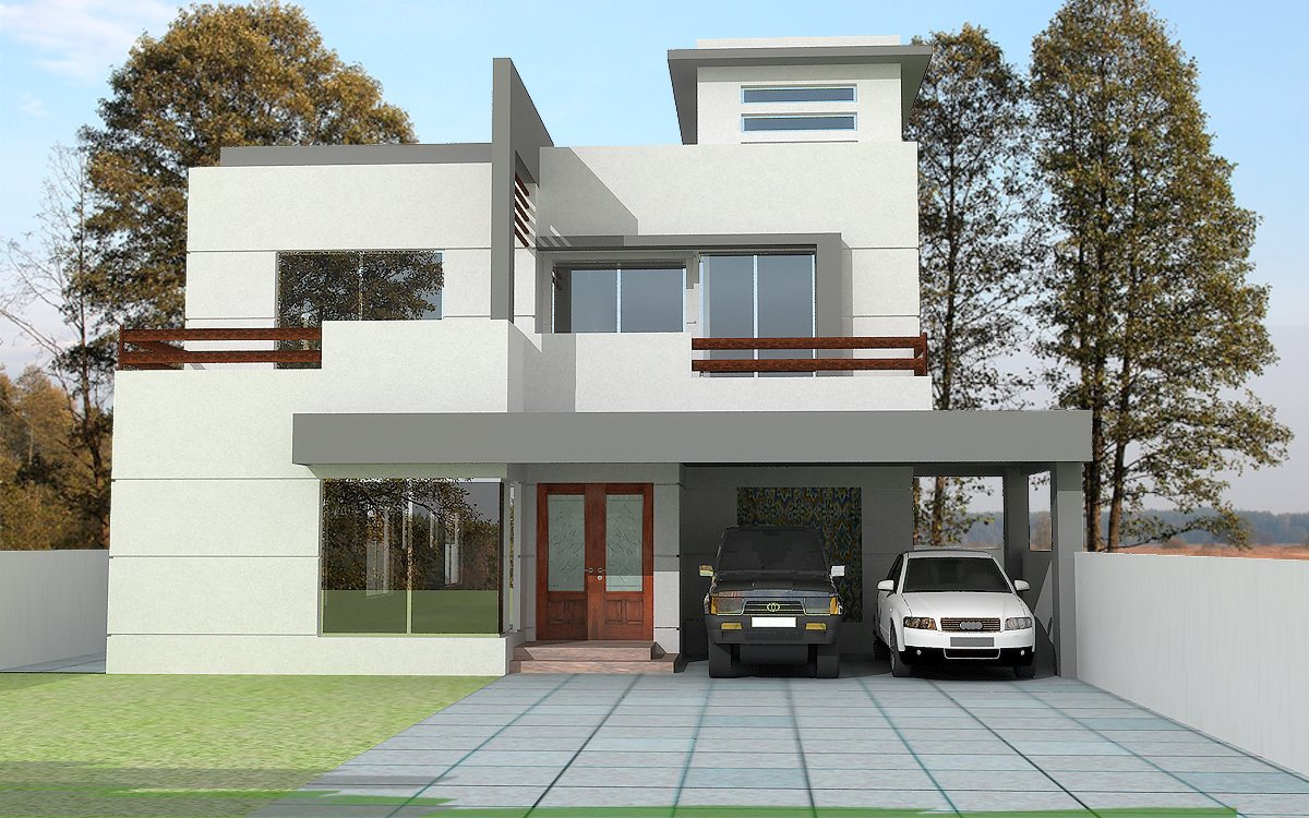 Front Elevation Of House In Ludhiana : D front elevation