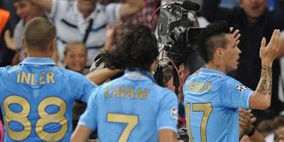 SSC Napoli 2 - 2 Villarreal CF (2)