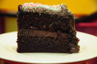 CHOCOLATE CAKE WITH VLA