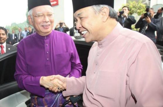 Zahid Hamidi wakilili Najib perjelas isu dana RM2.6 Bilion