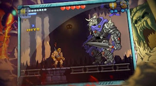 He-Man: The Most Powerful Game in the Universe has the power