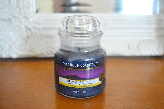 Yankee Candle Kilimanjaro Stars review