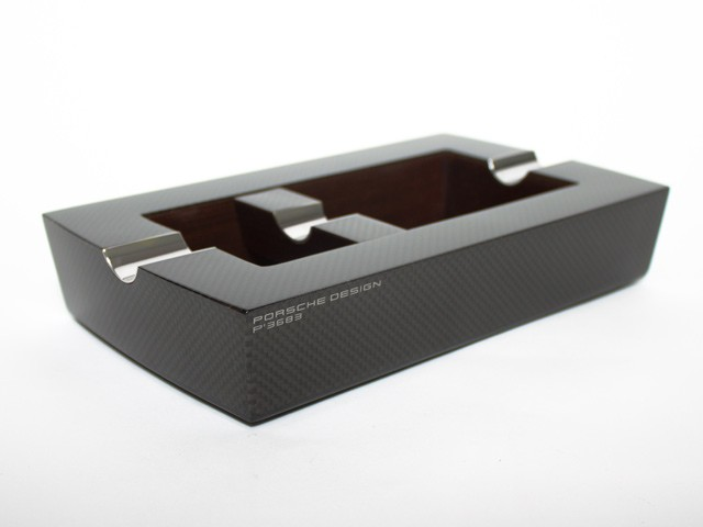 Porsche Design Carbon Fiber Ashtray Way2speed