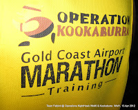 Ops Kookaburra 2012: Off to a good start
