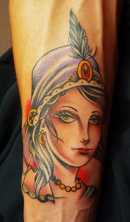 Tattoo a paquito!