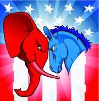 Democrats Vs GOP