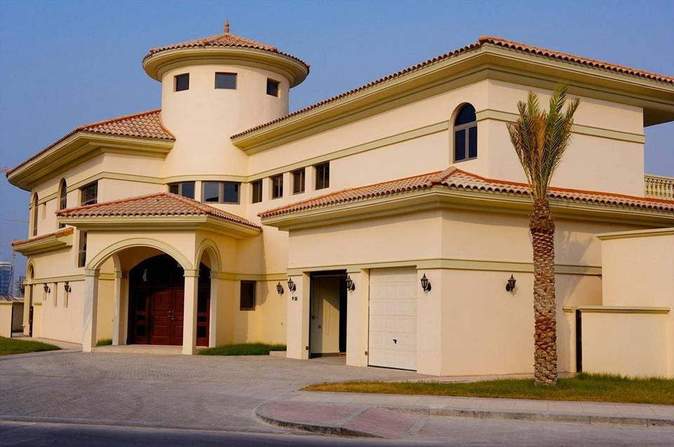 New home designs latest uae home designs for Modern house uae