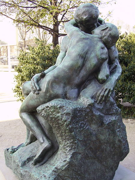 Auguste Rodin The Kiss