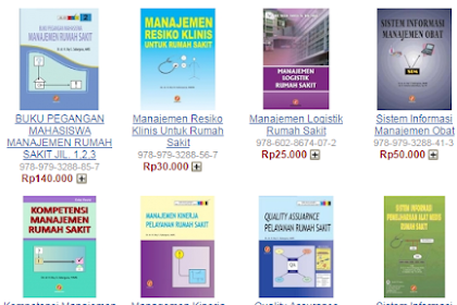 Daftar Lengkap Buku Terbitan penerbit Sagung Seto Bag. 4