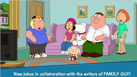 Family Guy The Quest for Stuff_screenshot