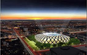 Arena da Amazônia, em Manaus