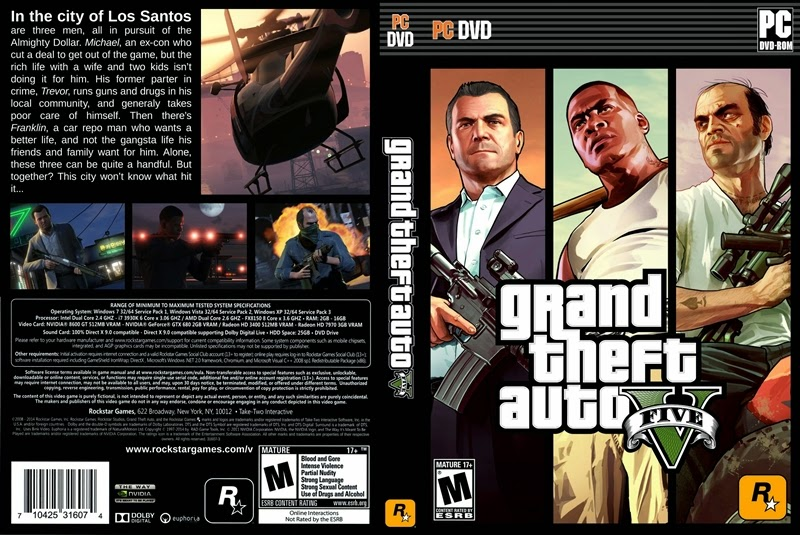 DOWNLOAD: Grand Theft Auto V PC Completo