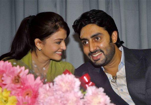 Aishwaryarai  Abhishek bachan Hot pic
