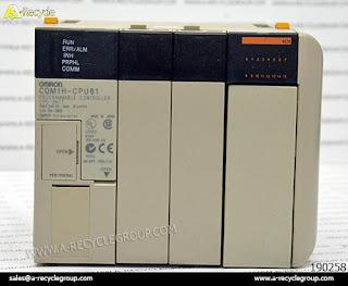 ขาย PLC Omron รุ่น CQM1H-CPU61