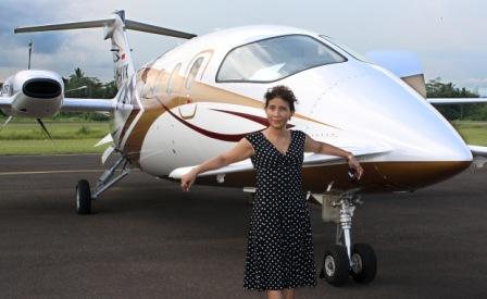 Susi Bicara soal Krisis Pilot