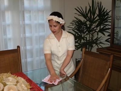 1 de maio: Homenagem ao trabalhador brasileiro:doméstica