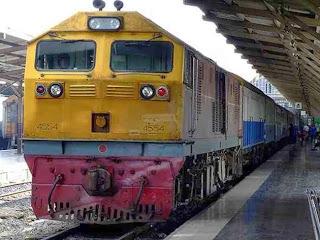 Bangkok ke Chiang Mai Lebih Nyaman Naik kereta