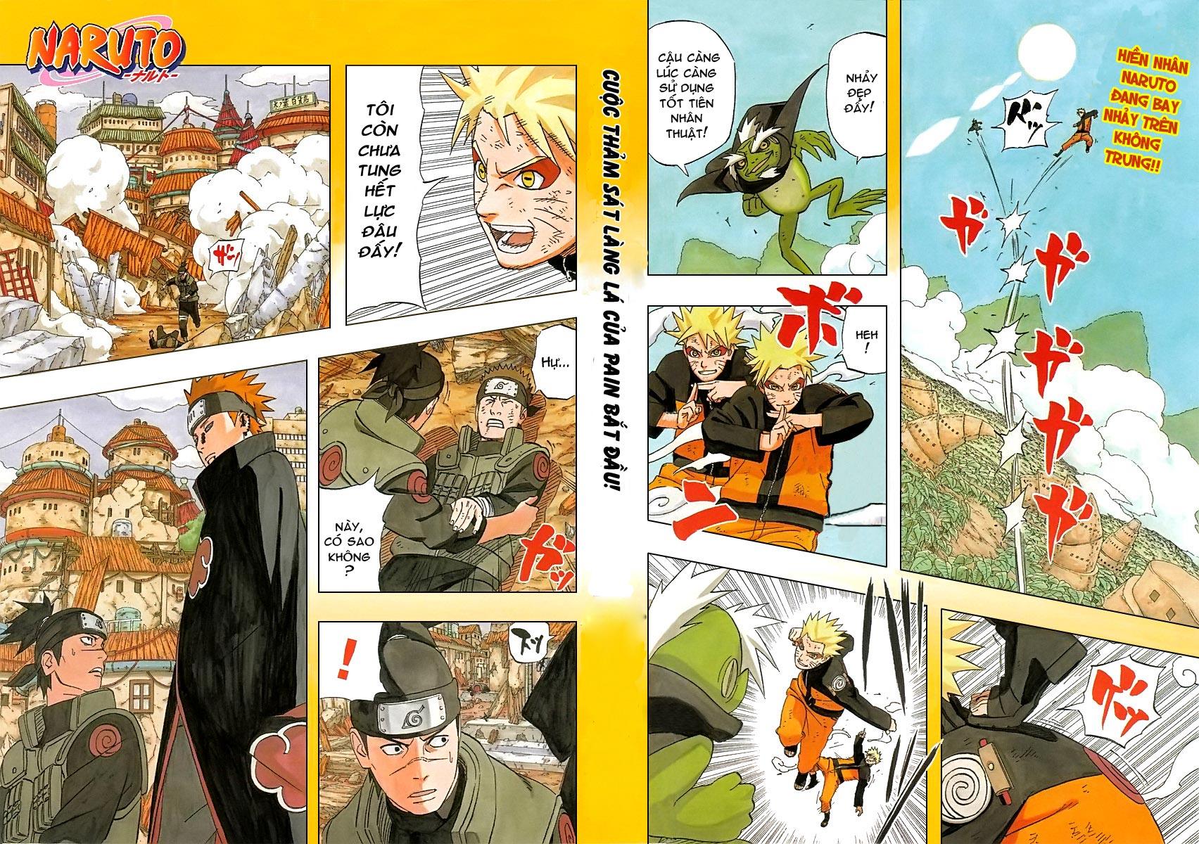 Naruto chap 420 Trang 2 - Mangak.info