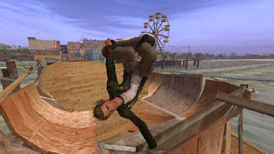 Download PC Game Tony Hawk's American Wasteland Free
