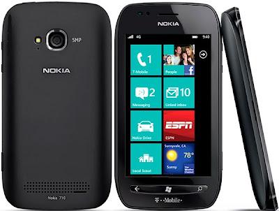 Nokia Lumia 710 Windows Phone Harga Murah