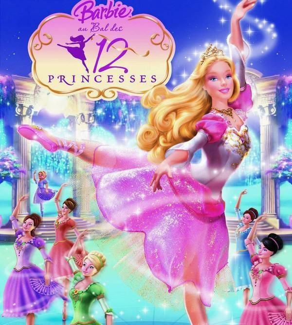 Barbie Dancing Princesses Full Movie