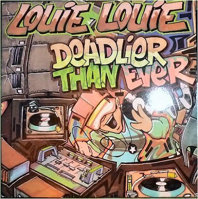 Louie Louie – Deadlier Than Ever (Vinyl) (1989) (192 kbps)