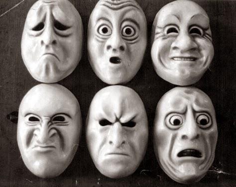 Máscaras de caras