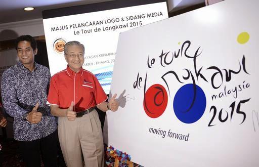 Khairy enggan menjawab soalan Tun M isu hutang 1MDB