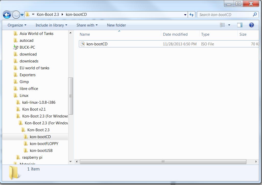 kon boot windows 8.1 iso