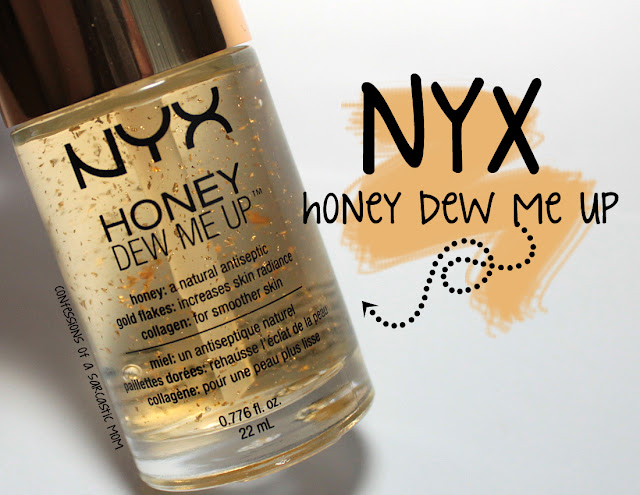 NYX Dew Me Up Primer/Serum