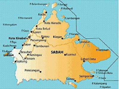 Sabah mungkin akan jadi seperti Pulau Falklands