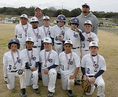 2nd Place - South Texas Tournaments, Boerne, Feb 2010