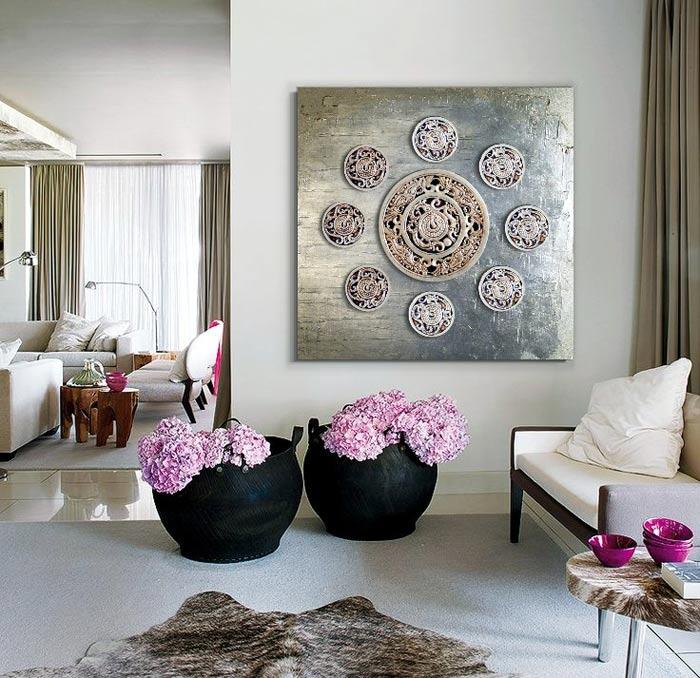 Cuadros online - Pinturas para salones modernos ...