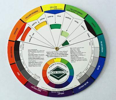 28 Paint Colors Wheels Interactive
