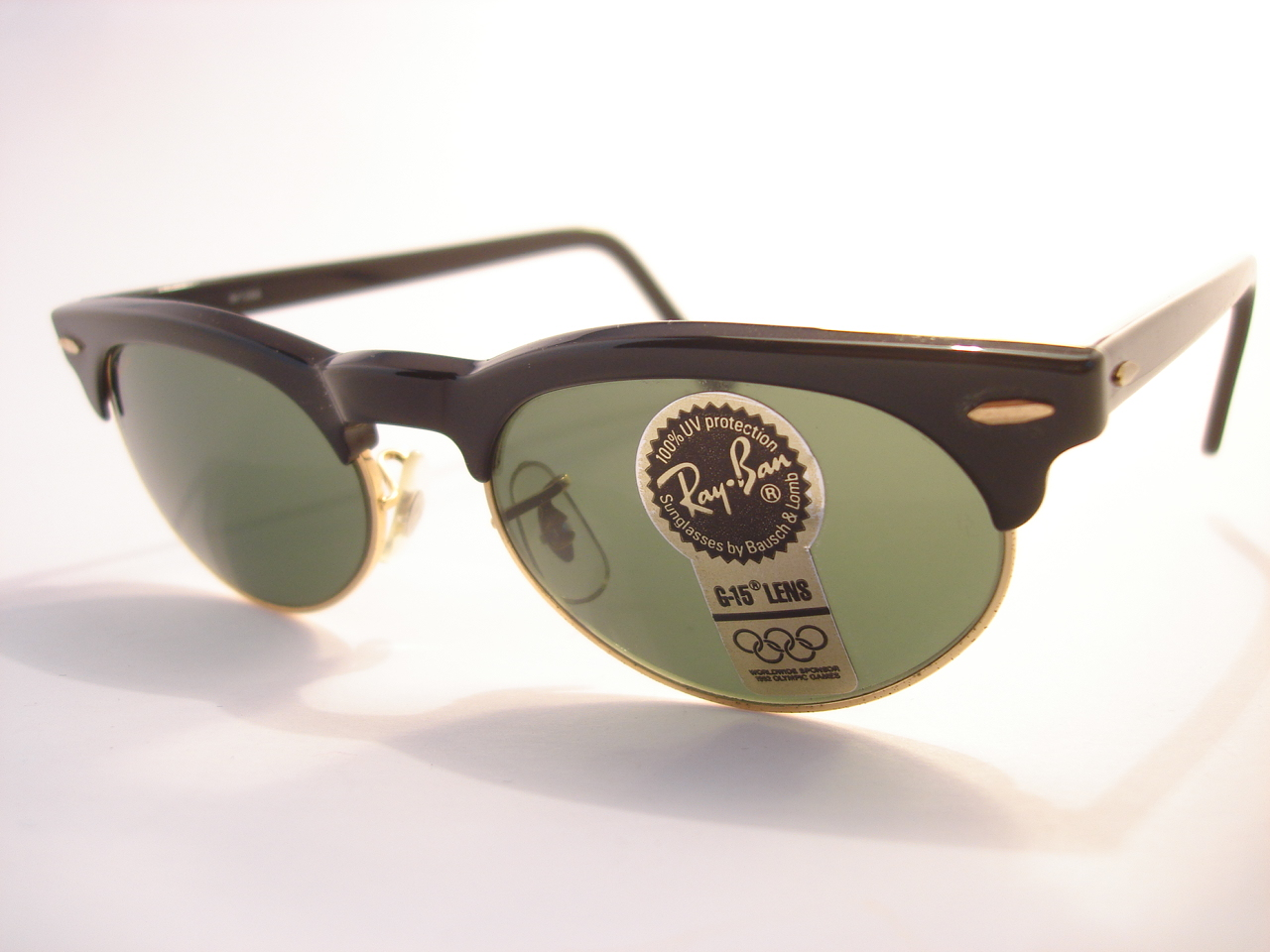 bausch and lomb ray ban clubmaster