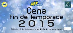 FOTOS - GALA NAVIDAD RD TENIS & PADEL 2015