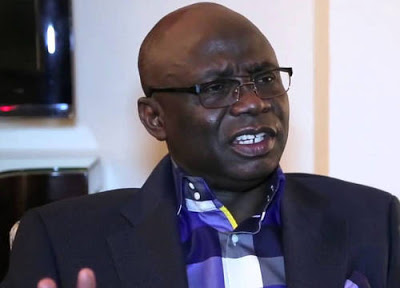 Tunde Bakare-I'm not expecting ministerial appointment from Buhari-