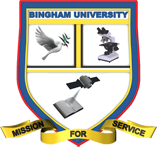 Bingham University Post UTME Past Questions