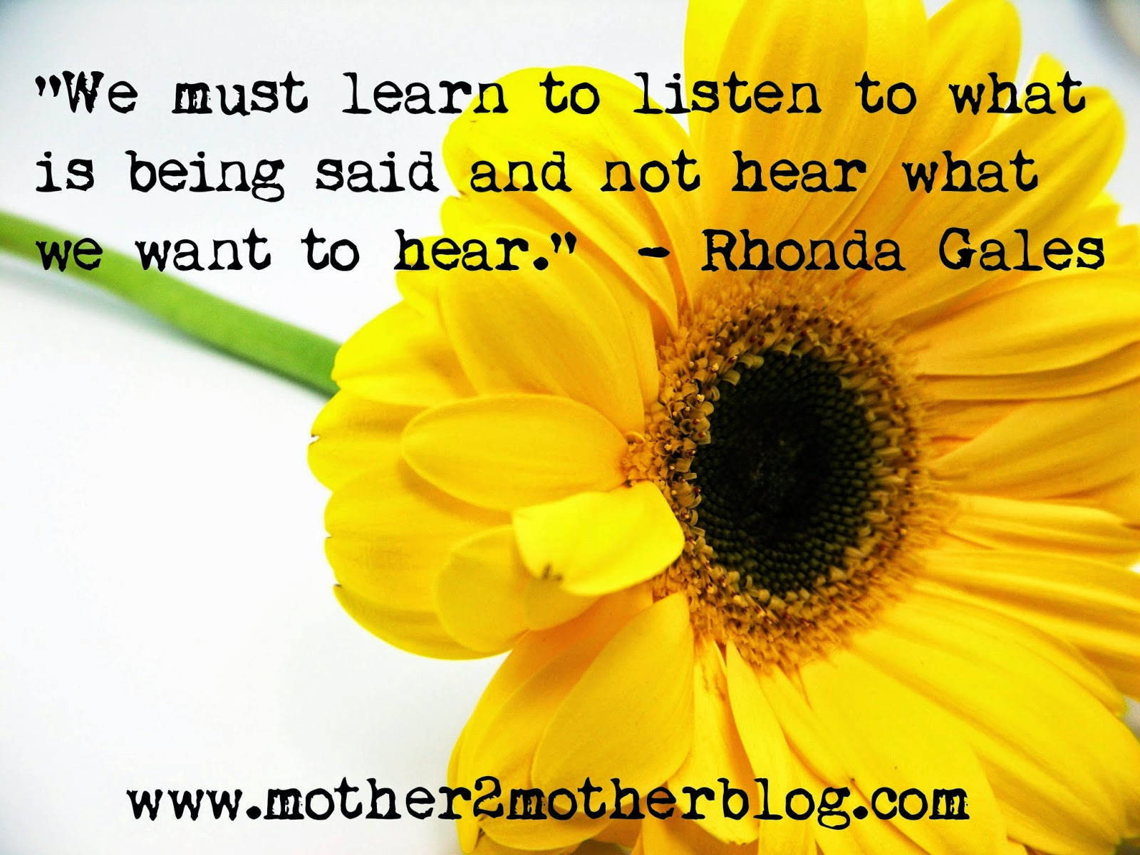 learn to listen quotes - photo #34