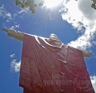 Kamay Ni Hesus Ascending Christ Grotto