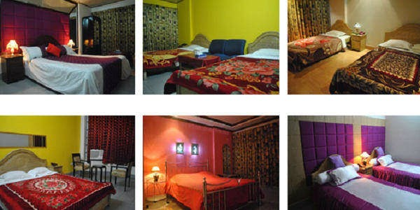 Sylhet Hotel Dallas Room Tariffs