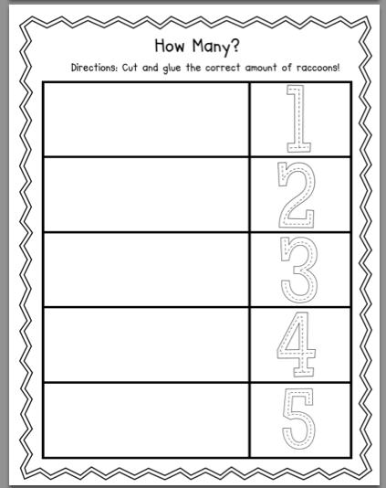 math worksheet : week 2 chicka chicka boom boom  sweet sweet primary : Chicka Chicka Boom Boom Worksheets For Kindergarten