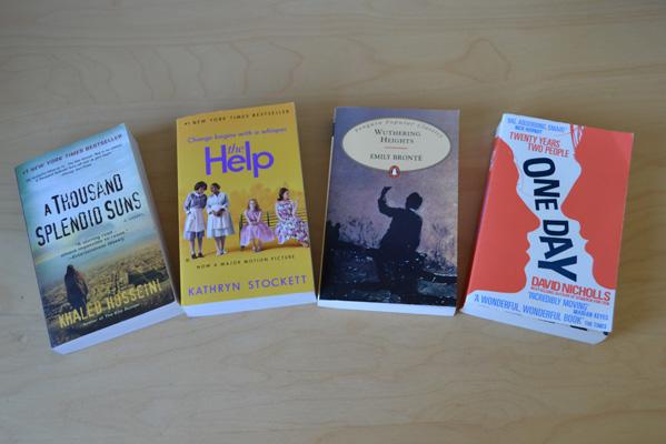 engelstalige boeken