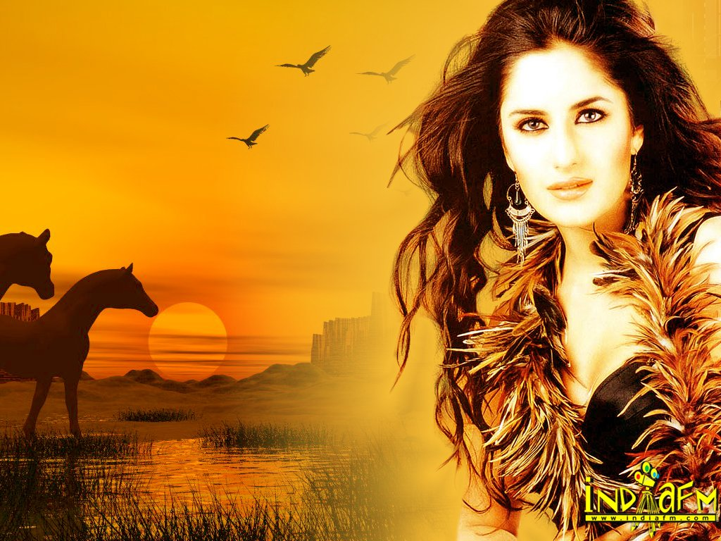 Katrina Kaif Beauty Full Wallpapers