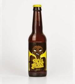 Paqui Brown.-  Tyris Cervezas Artesanas de Valencia