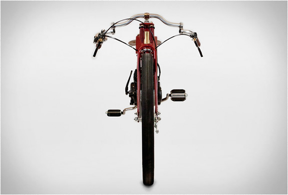 SPORTSMAN-FLYER - MOTORIZED-BICYCLES-Handle-Bar