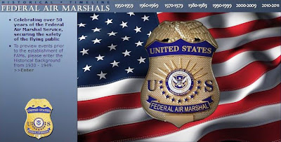 Federal Air Marshals Timeline Screenshot